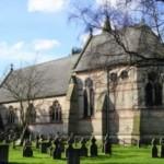 All Saints Church, Denstone - Exterior View