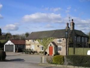 The Tavern pub, Denstone