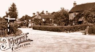 Denstone Village Centre 1955